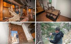 Un estudio data el patrimonio histórico de la región usando pinos de Gredos
