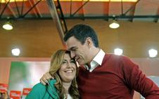 Sánchez y Díaz, ante su primera cita institucional