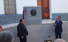 Puebla de Alcocer homenajea a Víctor Sosa Campos por su aportación a la cultura local