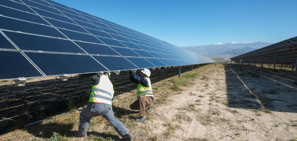 Conceden la DIA positiva para la primera de las tres fotovoltaicas de Logrosán
