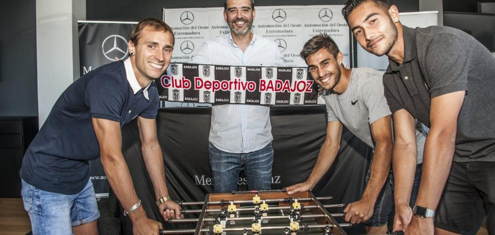 El CD Badajoz hace compatibles experiencia y juventud