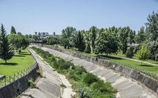 Pardaleras reclama la limpieza anual del tramo urbano del Rivillas