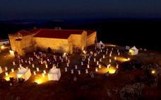 GastroStar ofrece cenar en Tentudía el sábado a la luz de las estrellas