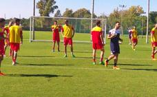 Borja Granero y Renella ya entrenan junto a sus nuevos compañeros