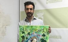 El cartel de las fiestas de la Piedad de Almendralejo es obra de José Tomás Pérez