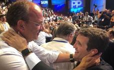 Monago, al frente del Comité de Presidentes Autonómicos del PP