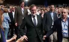 Rajoy deja Santa Pola y consigue plaza como registrador en Madrid