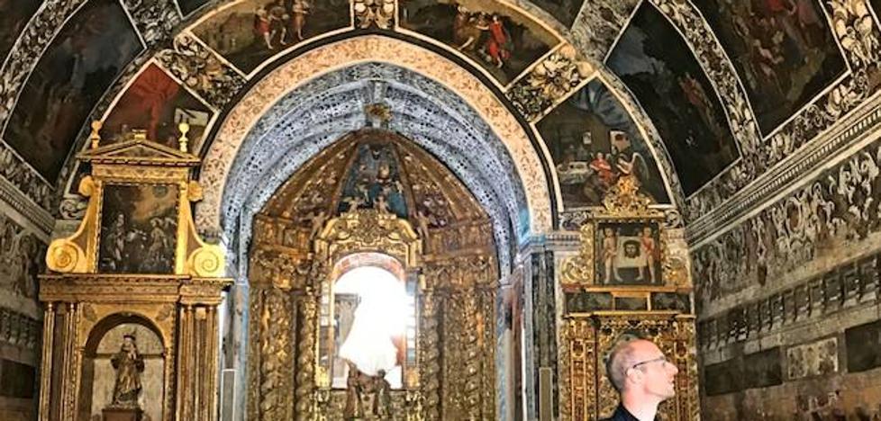 Visita a nuestra capilla sixtina