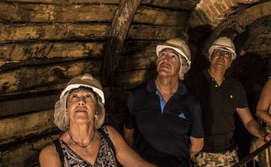 Turistas del subsuelo
