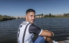 «Mi mayor deseo es ascender y jugar en Segunda con el Badajoz»