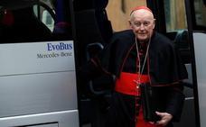 El papa acepta la renuncia del cardenal McCarrick, acusado de abusos sexuales