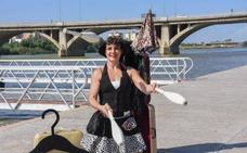 El show de Paca Prenda estará en el embarcadero del río