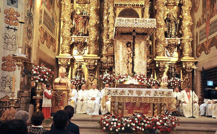 El 'milagroso' Cristo de Serradilla que es una copia