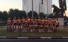El Club Amigos de la Bici de Navalmoral culmina la ruta por Extremadura y Portugal