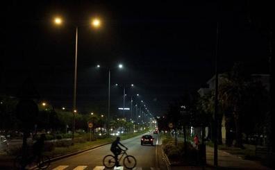 La noche pacense cambia de color
