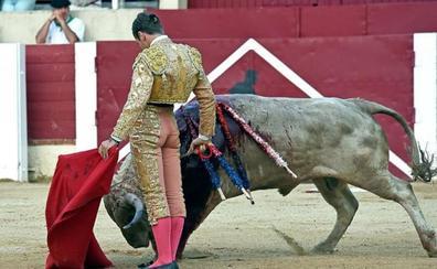 Debut triunfal con caballos del placentino Alejandro Mora en Garlin
