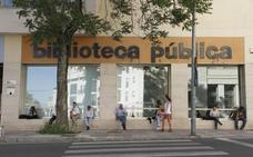 Actividad infantil por la mañana en la Biblioteca Pública de Cáceres