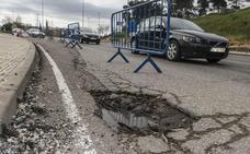 La Junta asfaltará a partir de octubre el puente Real y la carretera de Circunvalación de Badajoz