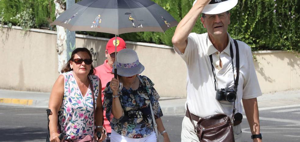 Trujillo llega a los 42,7 grados y otros cuatro municipios superan los 41