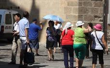 Cañaveral registra la temperatura más alta de España a medianoche con 33 grados