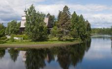 Finlandia: la región de Los Mil Lagos