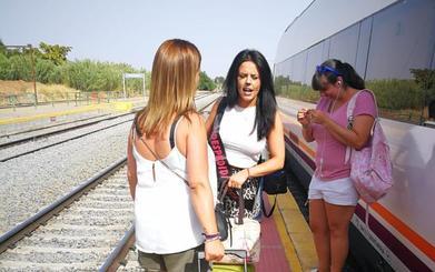 Una nueva avería en el tren de Mérida a Madrid deja varados más de una hora a sus pasajeros