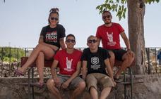 Siete pinchadiscos y nueve horas de música en Huertech Festival de Trujillo