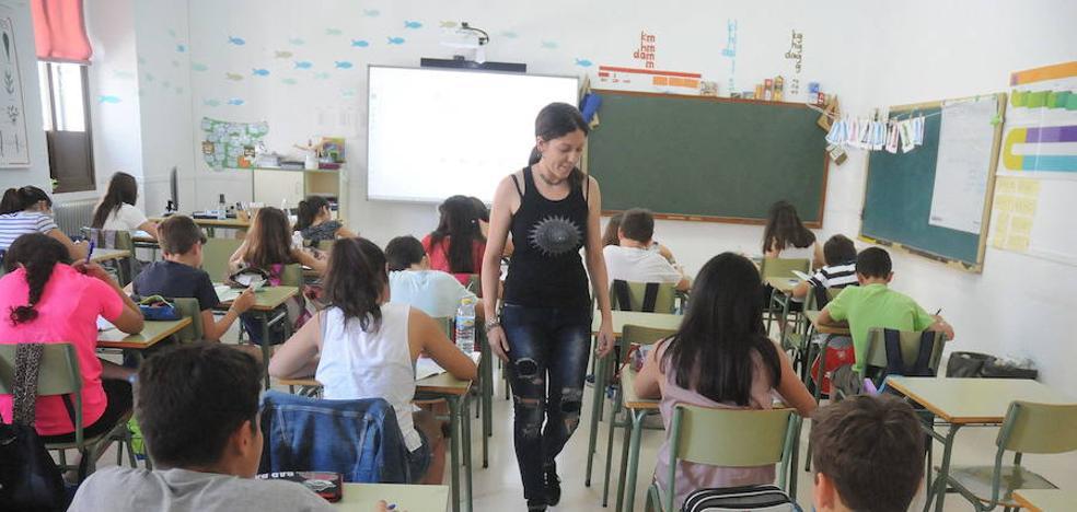 Educación fija el 10 de septiembre para la incorporaciónde los interinos