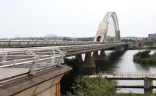 Las obras del Puente Lusitania se realizarán en el último trimestre