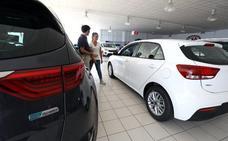 Las ventas de coches diésel se frenan y los de gasolina acaparan ya el 45%