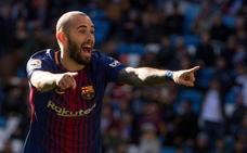 El Barcelona confirma la venta de Aleix Vidal al Sevilla