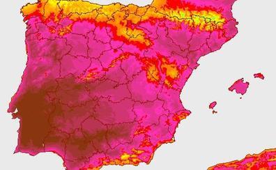 Badajoz bate su récord de calor con 46 grados