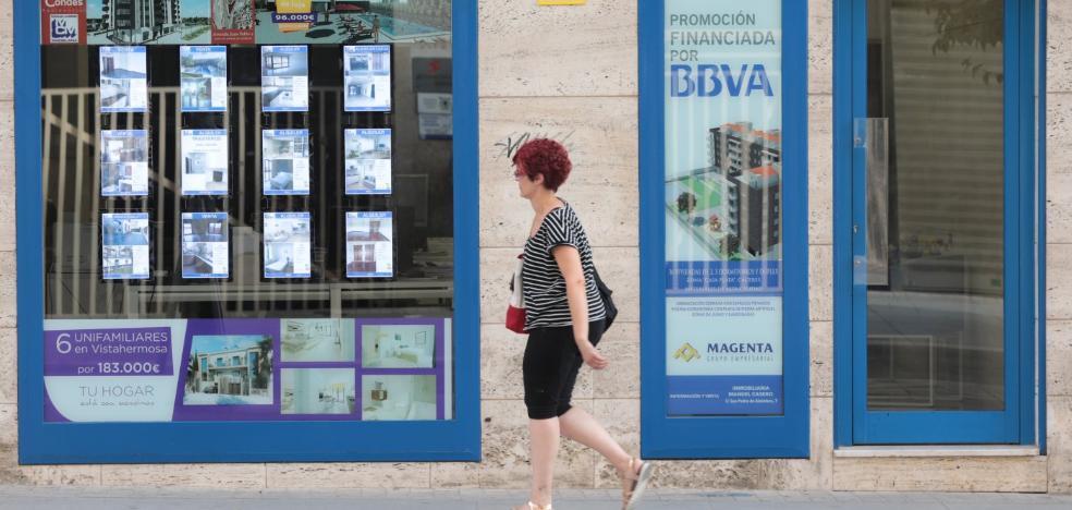 La tendencia al alza del mercado empuja la creación de inmobiliarias en Cáceres