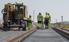Adif ve viable concluir a finales de 2019 la obra del tren de Plasencia a Badajoz
