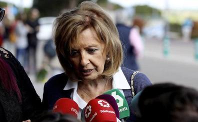 El enfado de María Teresa Campos