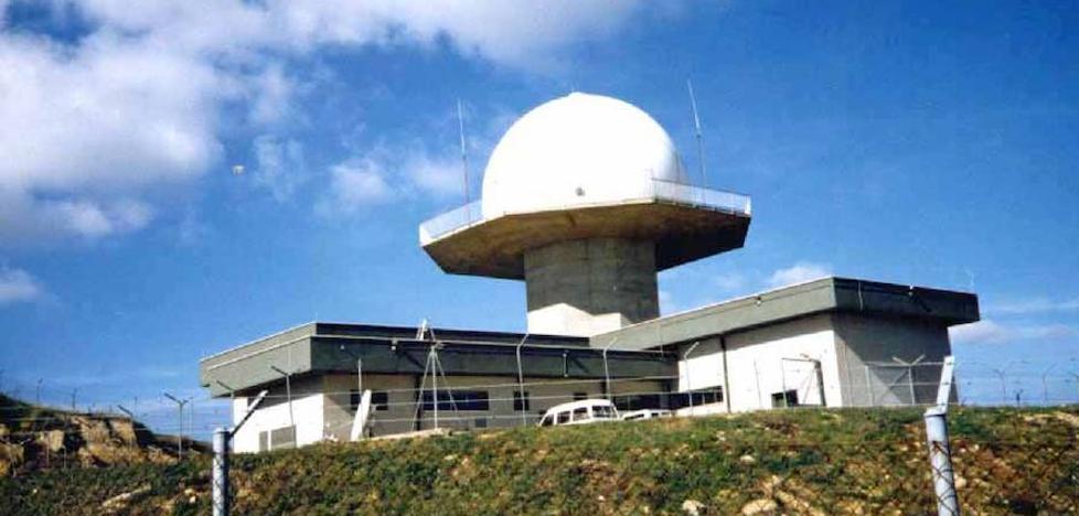 El espacio aéreo de España y Portugal se vigila desde Montánchez