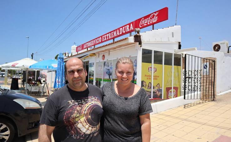 Un reclamo en mitad de Doñana