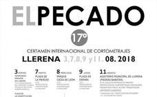 Comienza el XVII Certamen de Cortometrajes 'El pecado' en Llerena