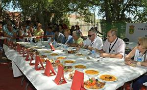 El 'Día del Garbanzo' de Valencia del Ventoso busca el reconocimiento como Fiesta de Interés Turístico Regional