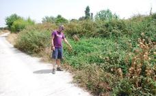 Vecinos de Huertas de la Magdalena en Trujillo se quejan de malos olores