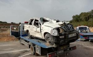 Sigue grave el herido en el accidente de la N-430