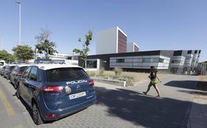 Una comisaría de «condiciones extremas» en Cáceres
