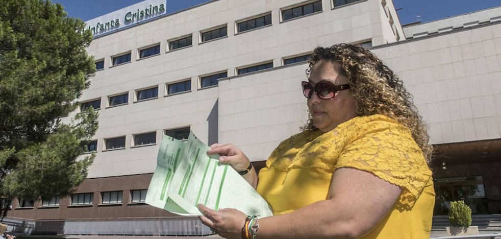 «Mi madre ha pasado dos horas anestesiada en un quirófano para nada»