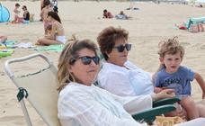 De jóvenes a padres, un verano diferente en El Portil