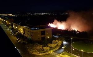 El PSOE cree que el Ayuntamiento de Badajoz «ha tirado la toalla» con los incendios en solares