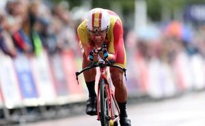 Jonathan Castroviejo logra la plata en Glasgow