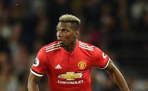 Pogba quiere dejar el United e irse al Barça
