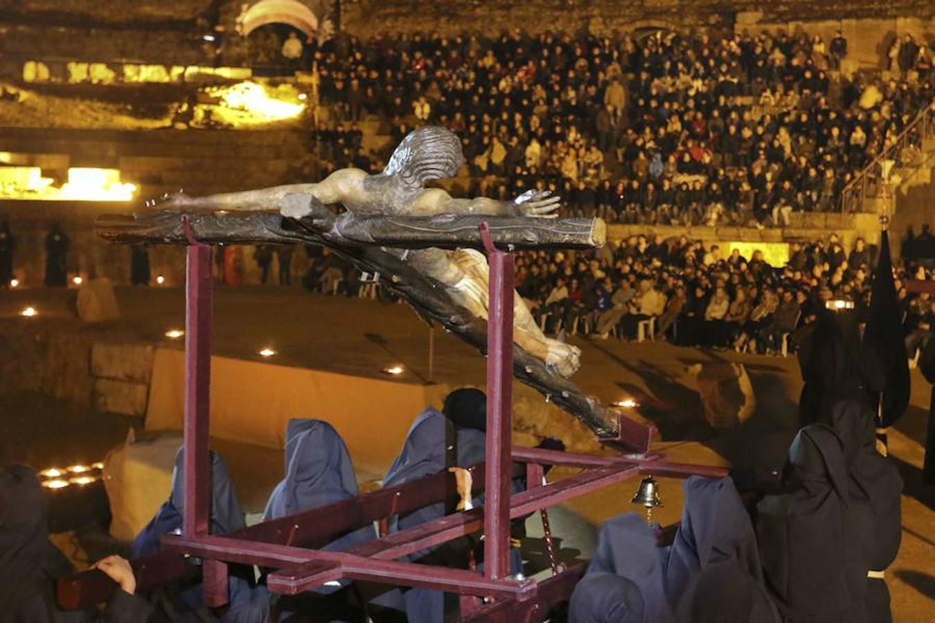 Algunos de los momentos más especiales de la Semana Santa de Mérida