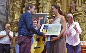 El galo François-Xavier Dangremont gana el XXII Certamen de Guitarra de Coria