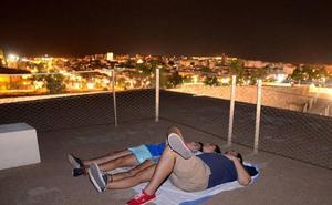 Las Lágrimas de San Lorenzo se podrán contemplar desde el Fuerte de San Cristóbal de Badajoz